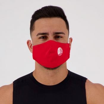 Kit de 3 Máscaras Náutico Vermelha