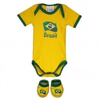 Kit Body Brasil Colorido