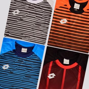 Kit de 4 Camisas Lotto