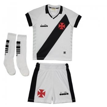 Kit de Uniforme Diadora Vasco II 2019 Infantil