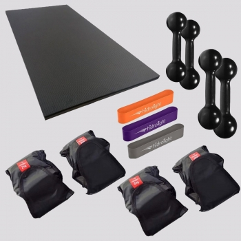 Kit Fitness para Treino Funcional