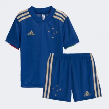Kit Infantil Adidas Cruzeiro I 2021