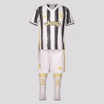 Kit Infantil Adidas Juventus Home 2021