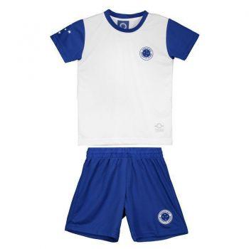 Kit de Uniforme Cruzeiro Infantil