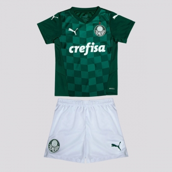 Kit Infantil Puma Palmeiras I 2021 Infantil