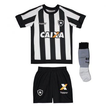 Kit de Uniforme Topper Botafogo I 2017 Infantil