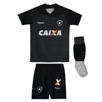 Kit de Uniforme Infantil Topper Botafogo II 2017