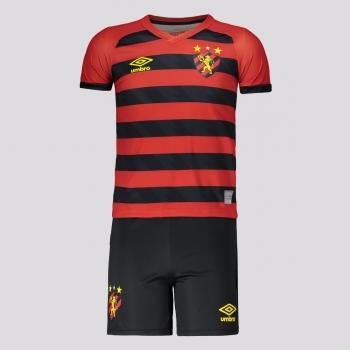 Kit Infantil Umbro Sport Recife I 2021