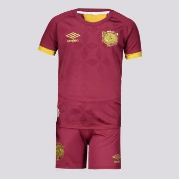 Kit Infantil Umbro Sport Recife III 2020
