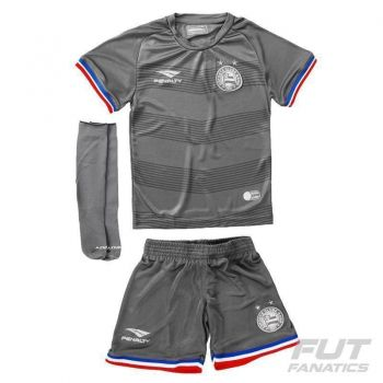 Kit Penalty Bahia III 2015 Infantil