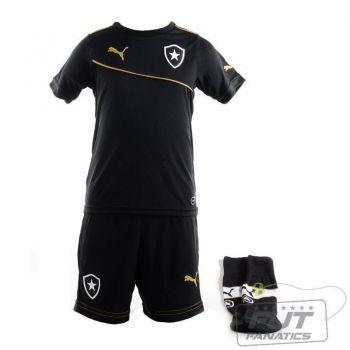 Kit Puma Botafogo II 2013 Infantil
