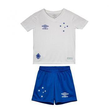 Kit de Uniforme Umbro Cruzeiro II 2019 Infantil