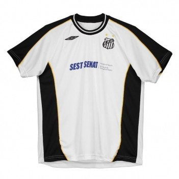 Kit de Uniforme Umbro Santos Juvenil