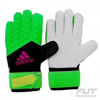 Luva Adidas Ace Replique Verde