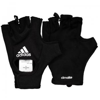 Luva Adidas Climalite Preta