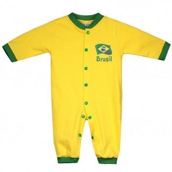 Macacão Longo Brasil
