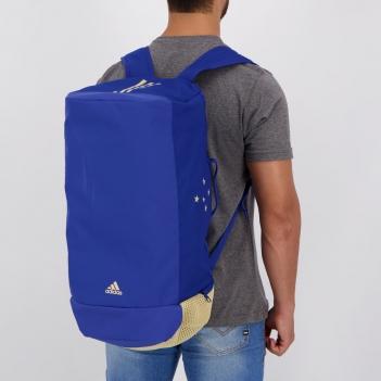 Mala Adidas Cruzeiro Duffel Azul