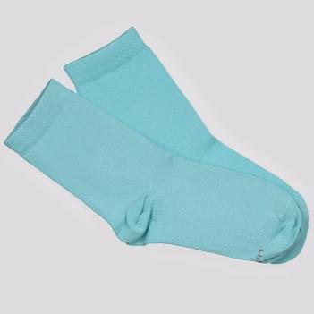 Meia Lupo Socks High Azul