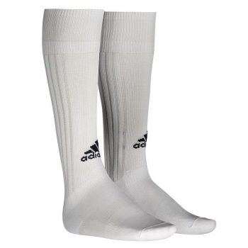 Meião Adidas Básico Juvenil Branco