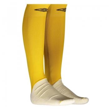 Meião Umbro Field Amarelo