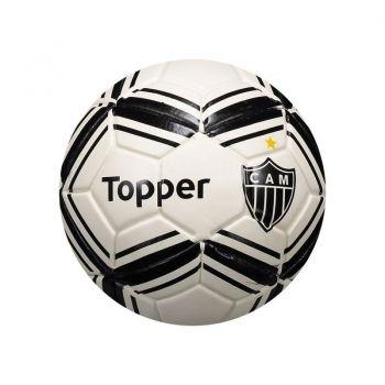 Mini Bola Topper Atlético Mineiro Campo Branca
