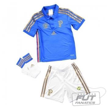 Mini Kit Adidas Palmeiras 1914 Centenário