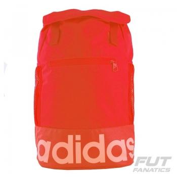Mochila Adidas Essentials Linear Laranja