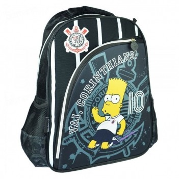 Mochila Bart Simpsons Corinthians