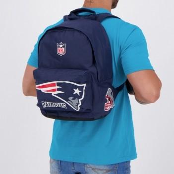 Mochila NFL New England Patriots Logo Marinho