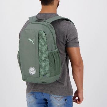 Mochila Puma Palmeiras FTBL Core Backpack II
