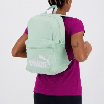 Mochila Puma Phase Backpack Verde
