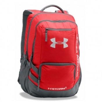 Mochila Under Armour Hustle II Vermelha