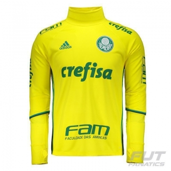 Moletom Adidas Palmeiras Treino 2016