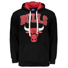 Moletom NBA Chicago Bulls Preto
