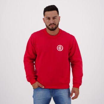 Moletom Internacional Escudo Vermelho