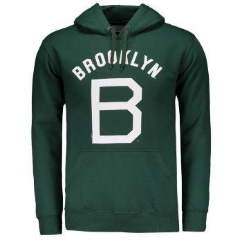 Moletom New Era MLB Brooklyn Dodgers Verde