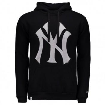 Moletom New Era MLB New York Yankees Preto