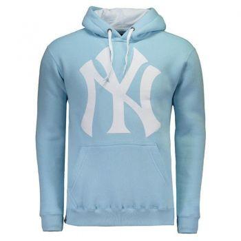 Moletom New Era MLB New York Yankees Azul
