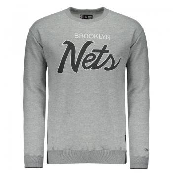 Moletom New Era NBA Brooklyn Nets