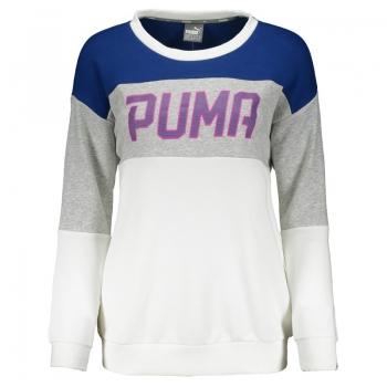 Moletom Puma Athletic Crew Feminino