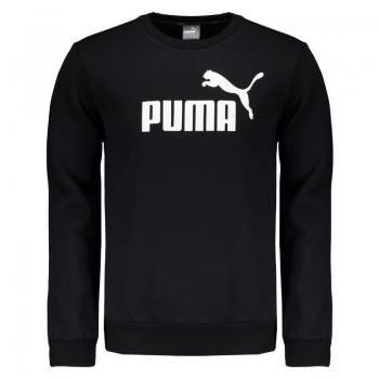 Moletom Puma Crew N° 1 Preto