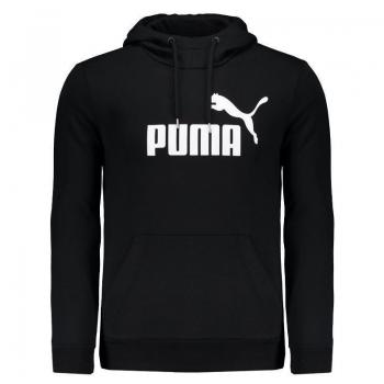 Moletom Puma Essential N° 1 Preto