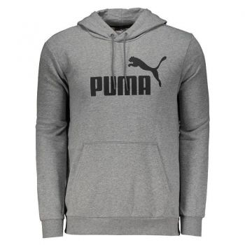 Moletom Puma Essentials Cinza