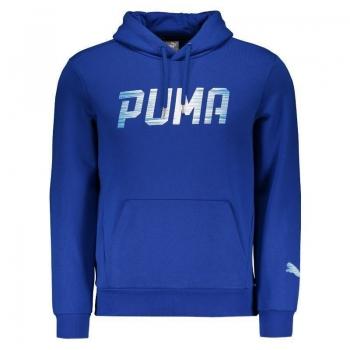 Moletom Puma Rebel Azul