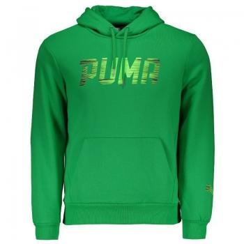 Moletom Puma Rebel Verde