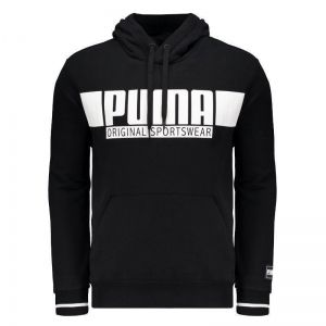 Moletom Puma Style Athletics Preto
