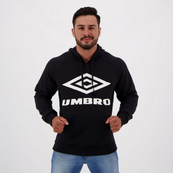 Moletom Umbro TWR Mark Preto