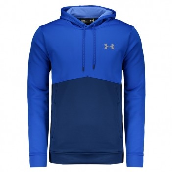 Moletom Under Armour Franchise Azul
