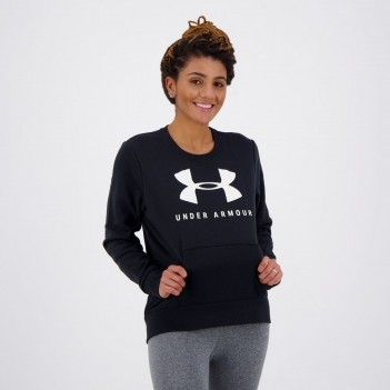 Moletom Under Armour Rival Fleece Sportstyle Femin