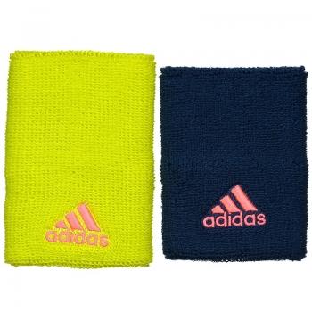 Munhequeira Adidas Tennis Marinho e Verde